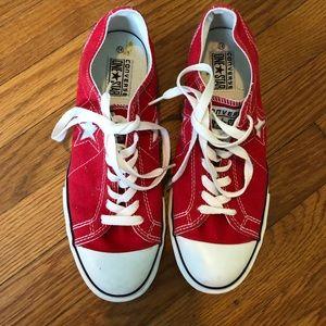 Red Allstar Converse